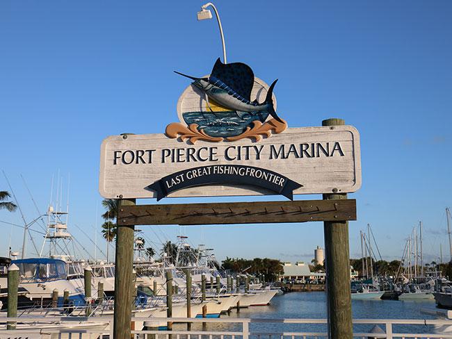 Fort Pierce Marina