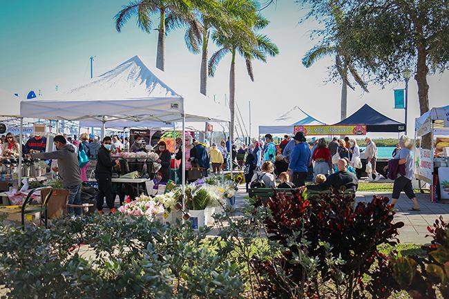 Downtown Fort Pierce Farmers Market